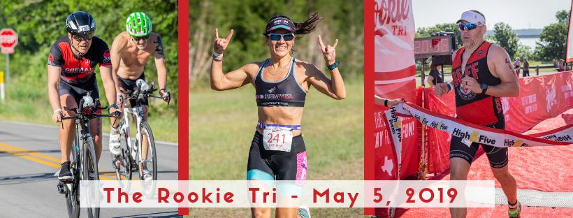 2019 The Rookie Triathlon